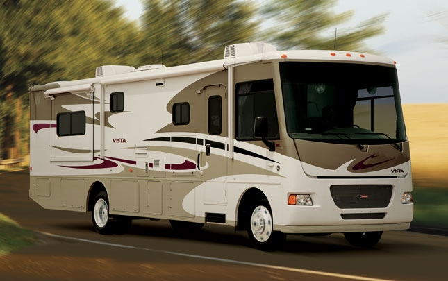 RV (Recreational vehicle) lifestyle