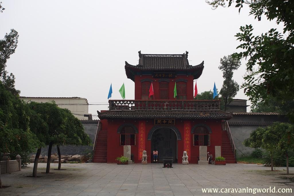 Chińskie mini świątynie