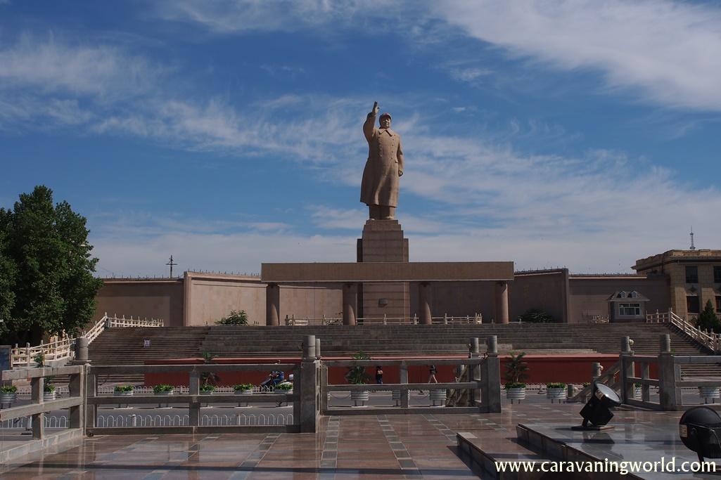 Przywódca w Kaszgarze