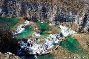 Park Narodowy Jeziora Plitwickie