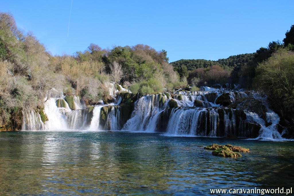 Park Narodowy Krka – Chorwacja