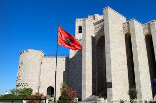 Kruja – źródło Albanii.