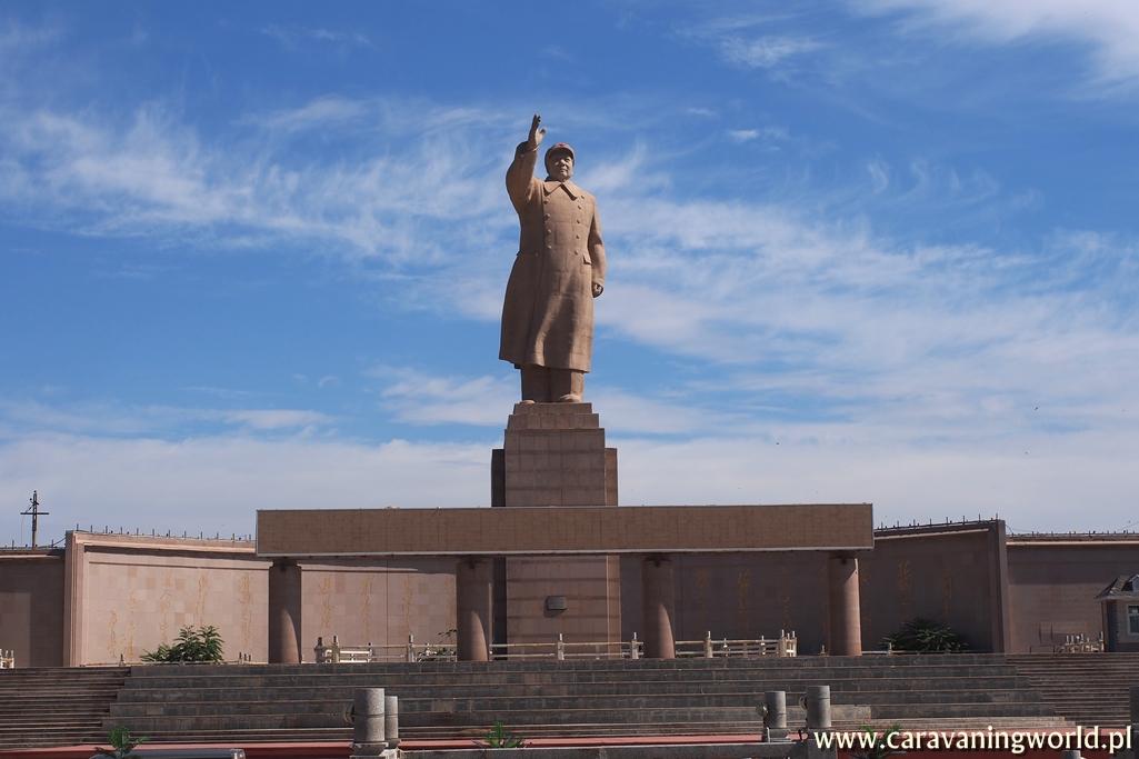 Kaszgar – oaza Jedwabnego Szlaku – Chiny