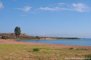 Jezioro Issyk-kul – Kirgistan