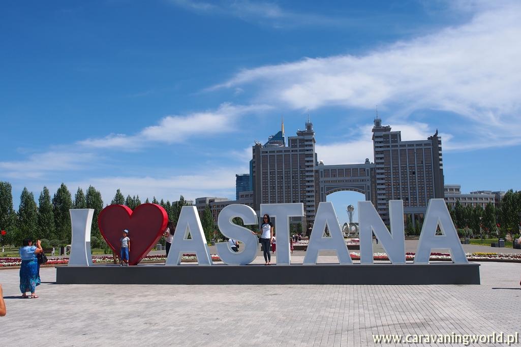 Astana – Kazachstan