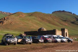 Tash Rabat – Kirgistan