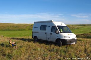 Kazachskie stepy
