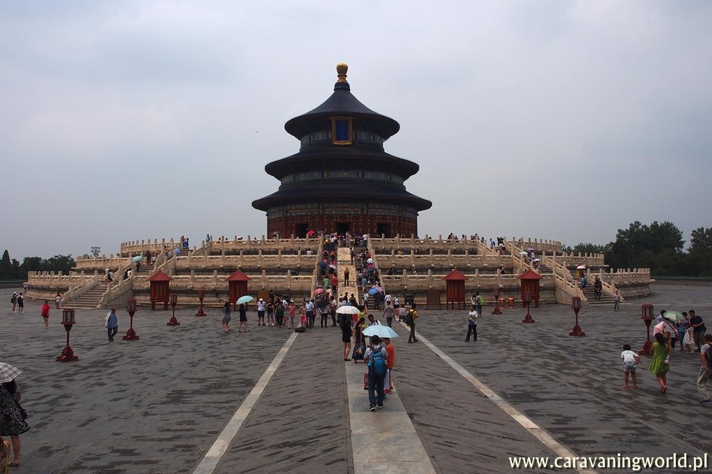 Tiantan Gongyuan  – Chiny