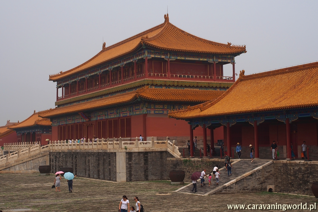 Zakazane Miasto w Pekinie – Chiny