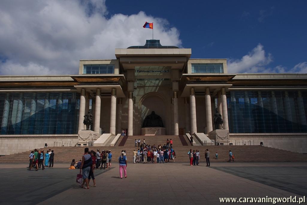 Ułan Bator – Mongolia