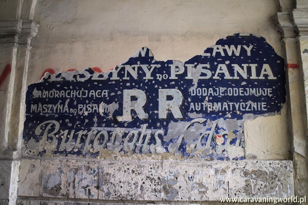Lwów - Jeden z polskich akcentów we Lwowie