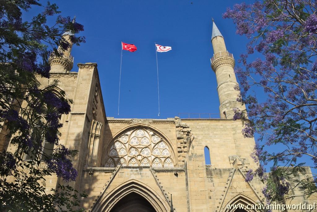 Chyba jesteśmy w już Turcji - druga strona Nikozji