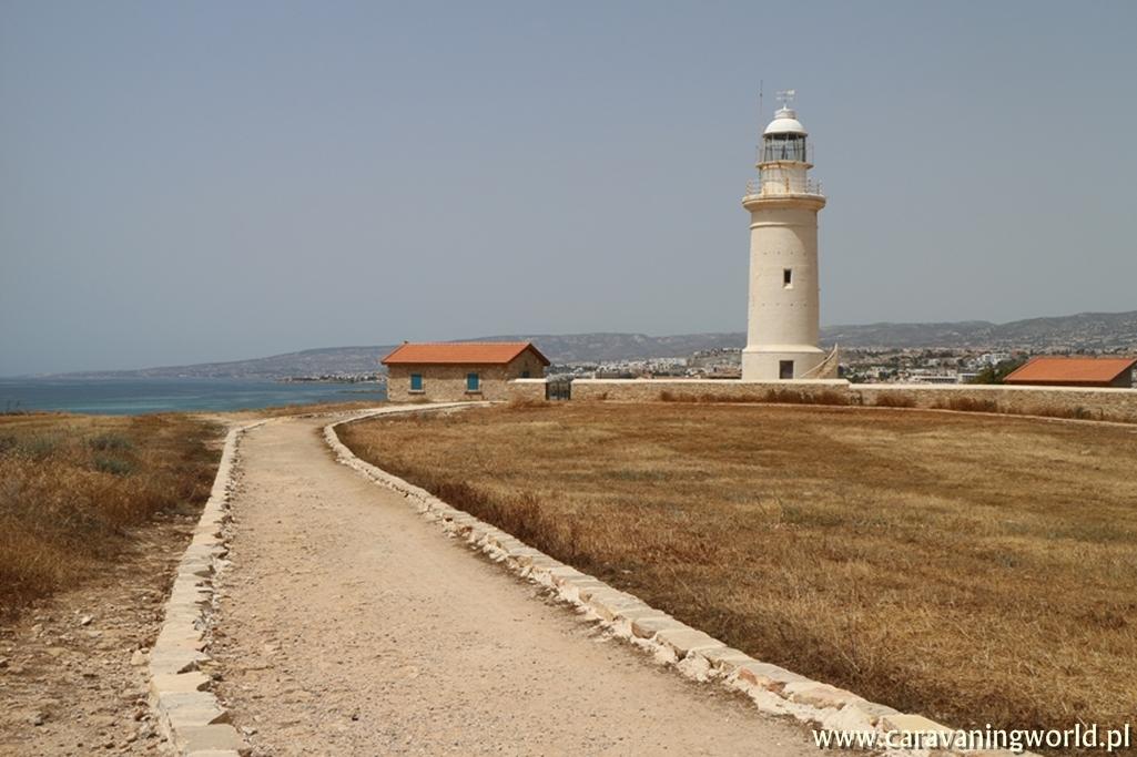 Latarnia w Kato Pafos