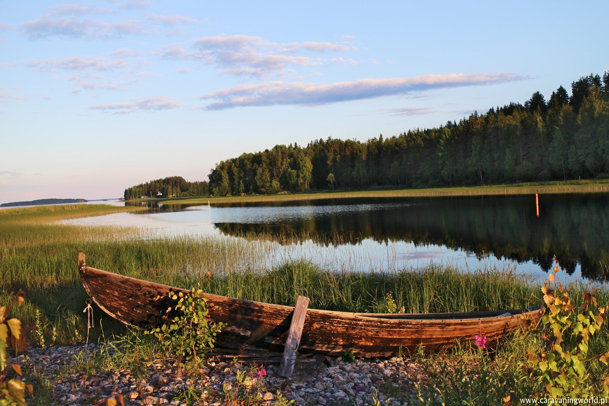 Finlandia – nasz kamperowy pierwszy raz.