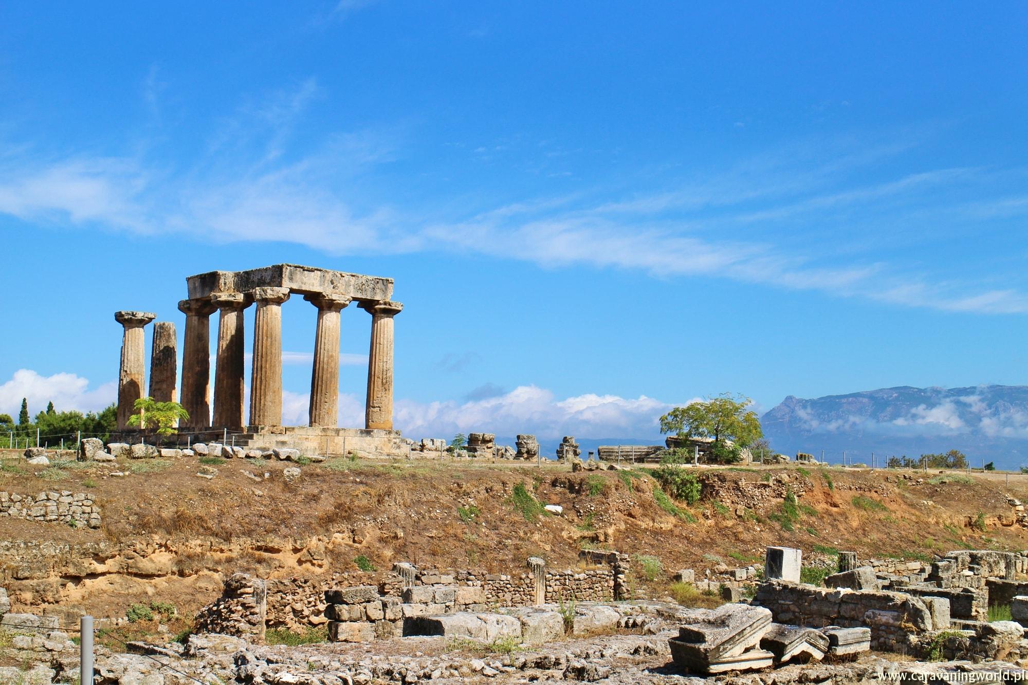 Grecja na dwa zestawy