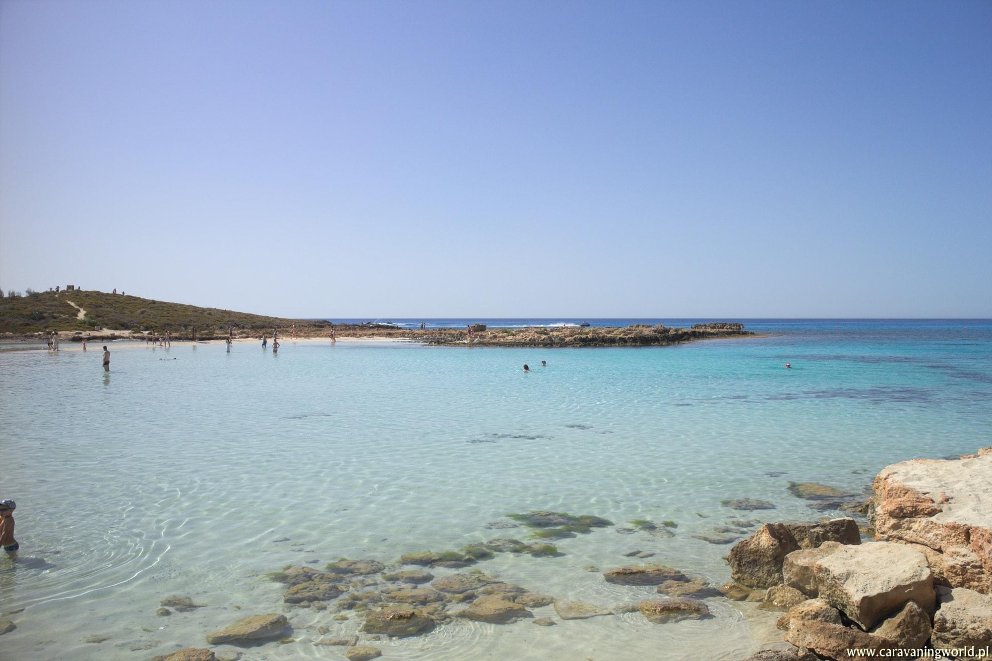 Plażowanie po cypryjsku