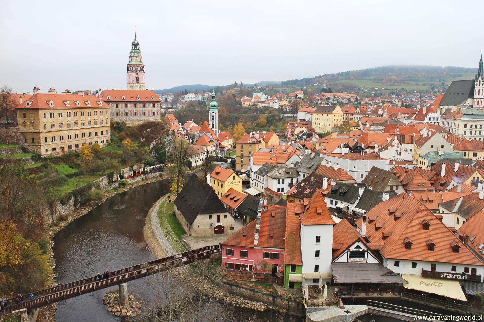 Czechy na długi jesienny weekend