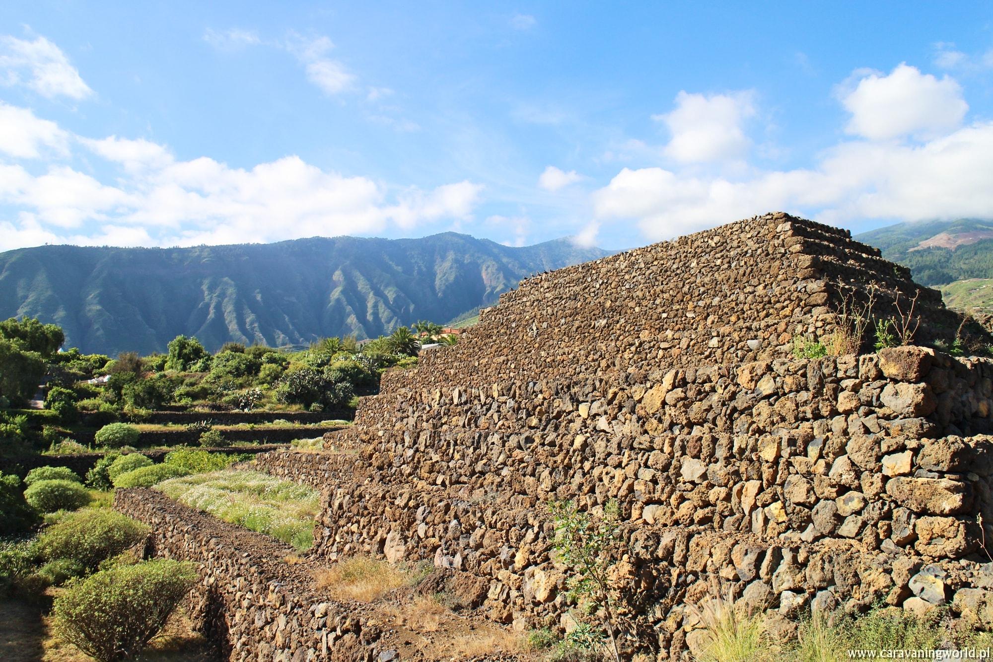 Kanaryjskie piramidy (Güimar, Taganana, Benijo, La Laguna, Tacoronte)