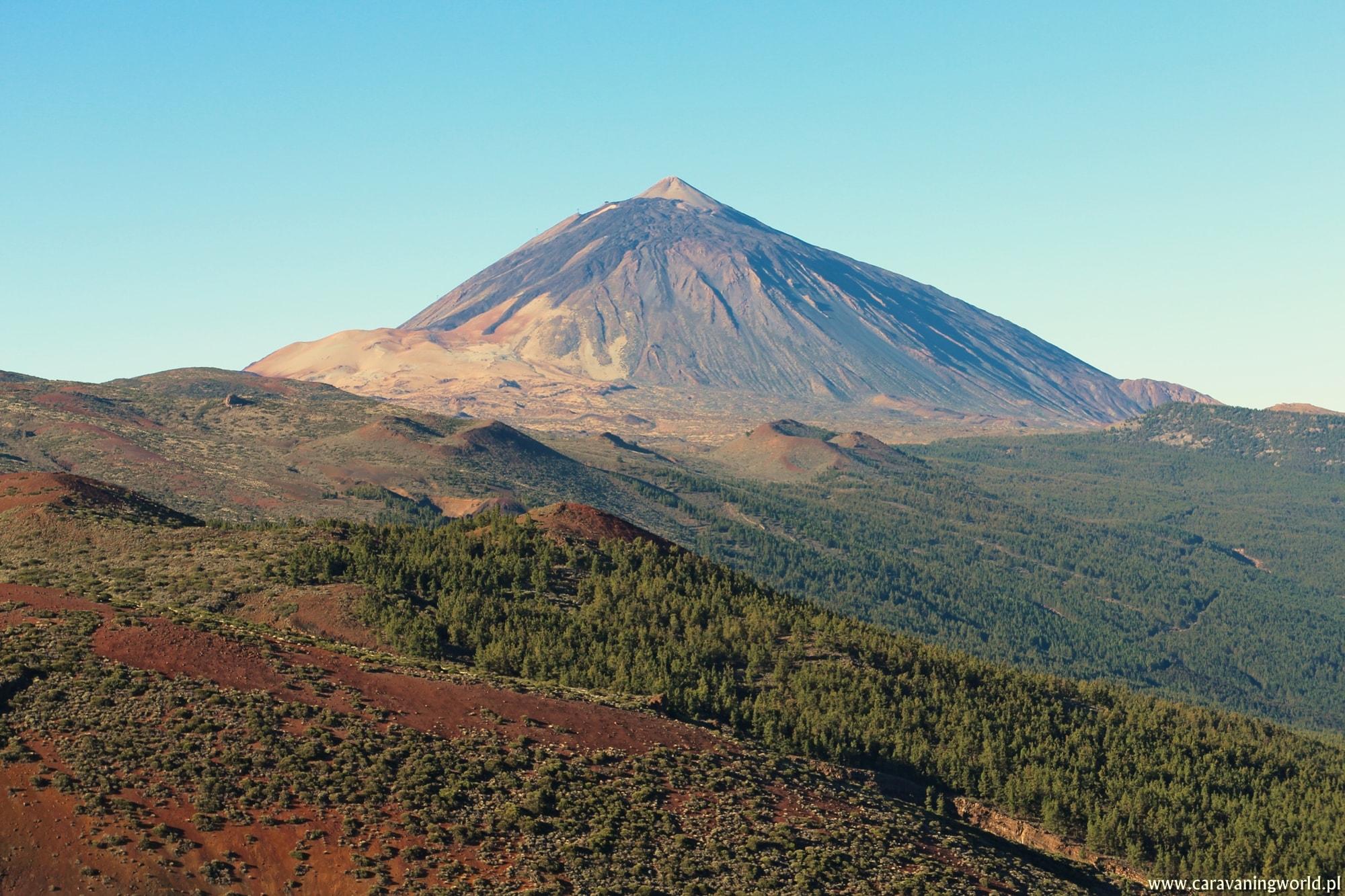 Pico del Teide – Piekielna Góra Teneryfy