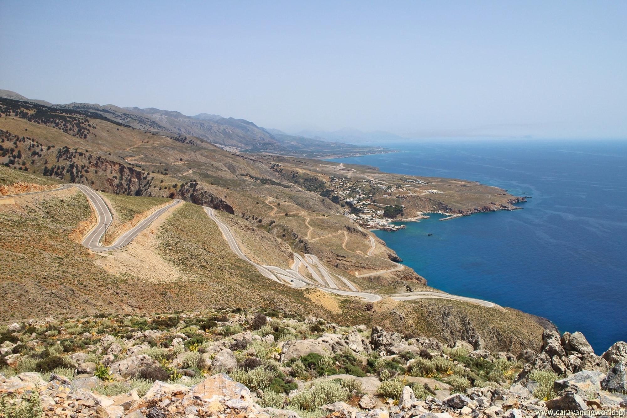 Kreta w 7 dni