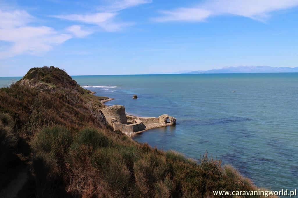 Półwysep Rodonit – Albania