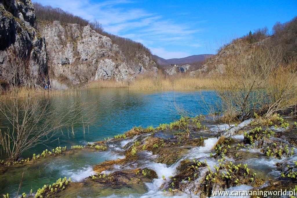Park Narodowy Jeziora Plitwickie – Chorwacja