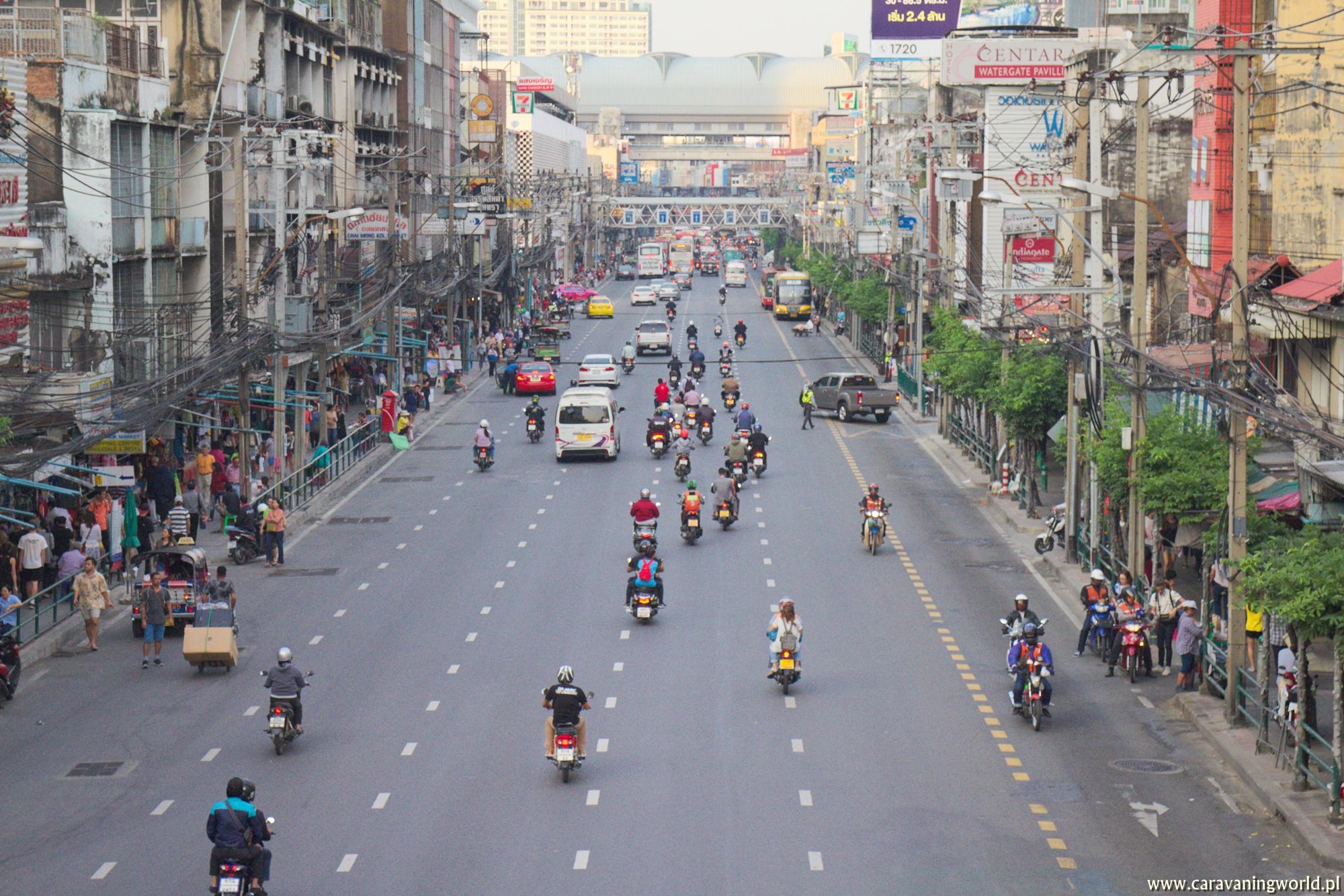 Tajlandia samochodem w 18 dni