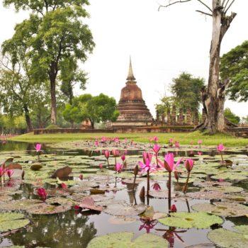 Świątynie Sukhothai