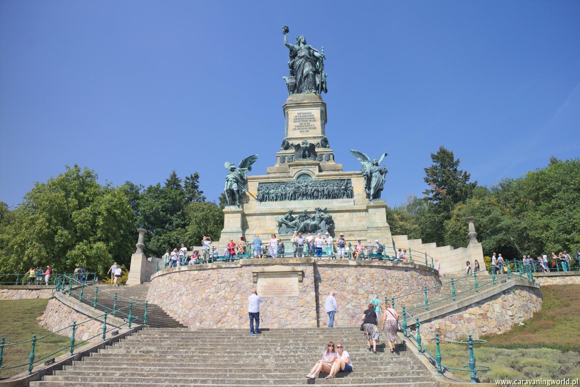 Pomnik Niederwald w Rüdesheim