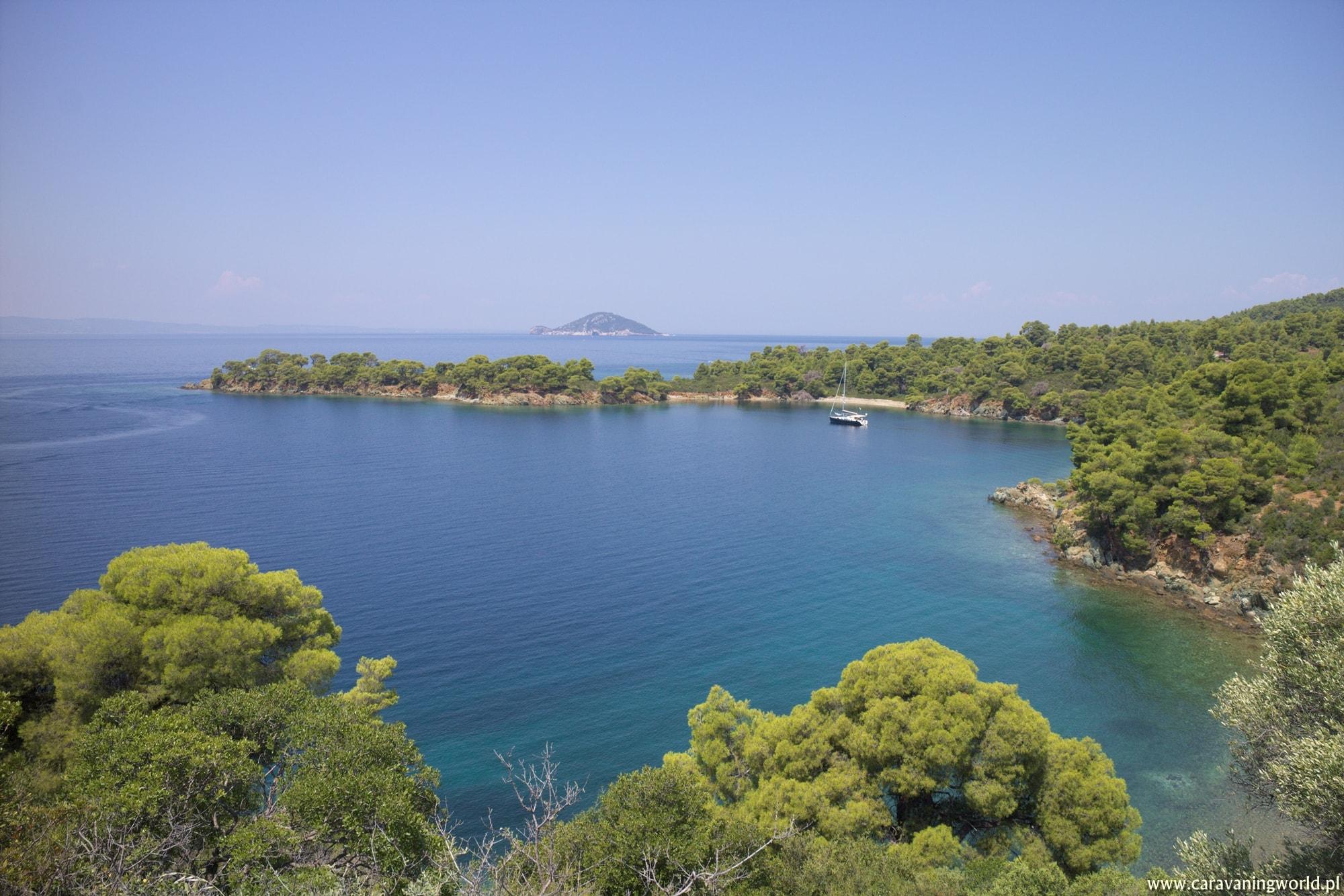 Chalkidiki – greckie Karaiby