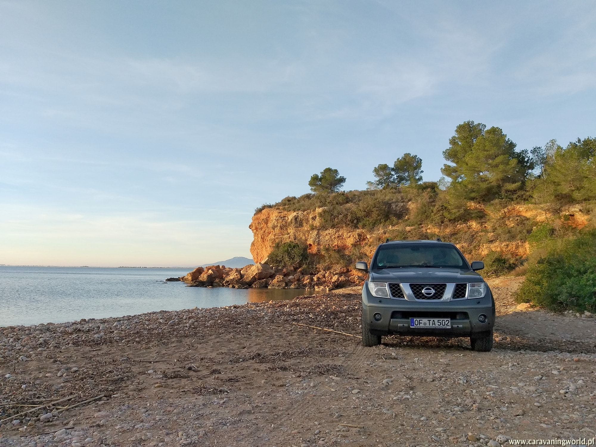 Zima w Andaluzji czyli podróż samochodem na własną rękę