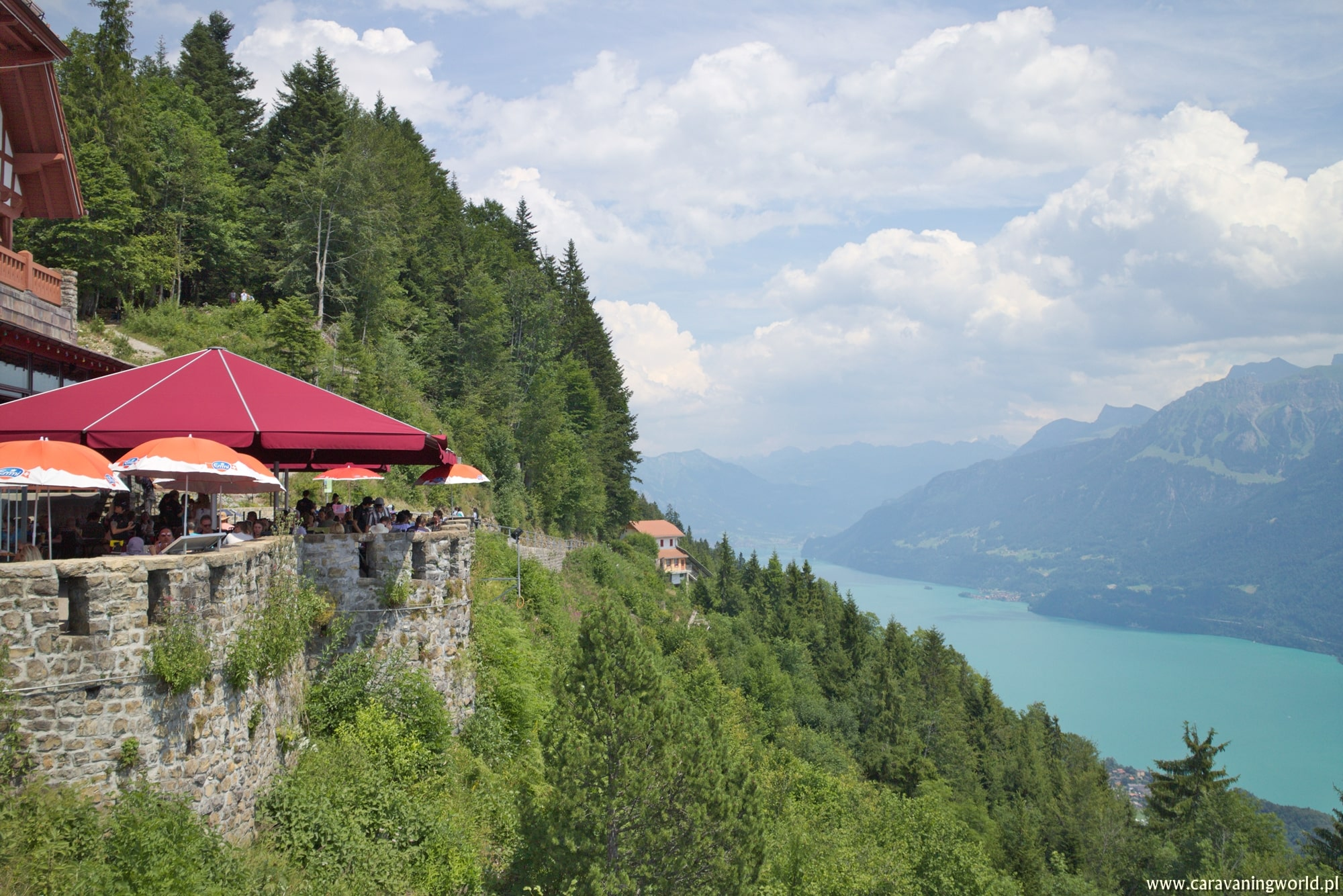 Panorama Restaurant Harder Kulm