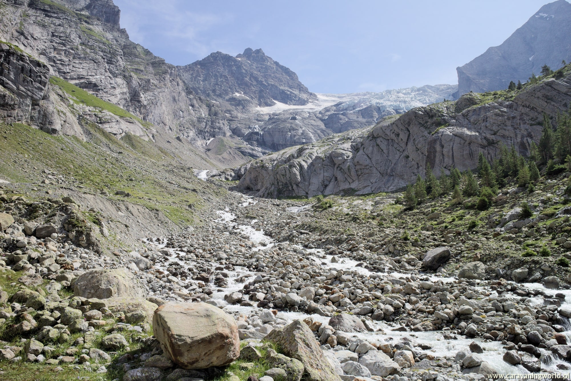 W regionie Haslital – Berner Oberland