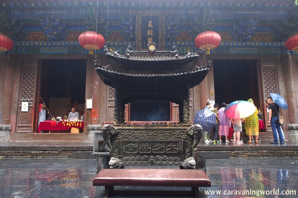 Klasztor Shaolin
