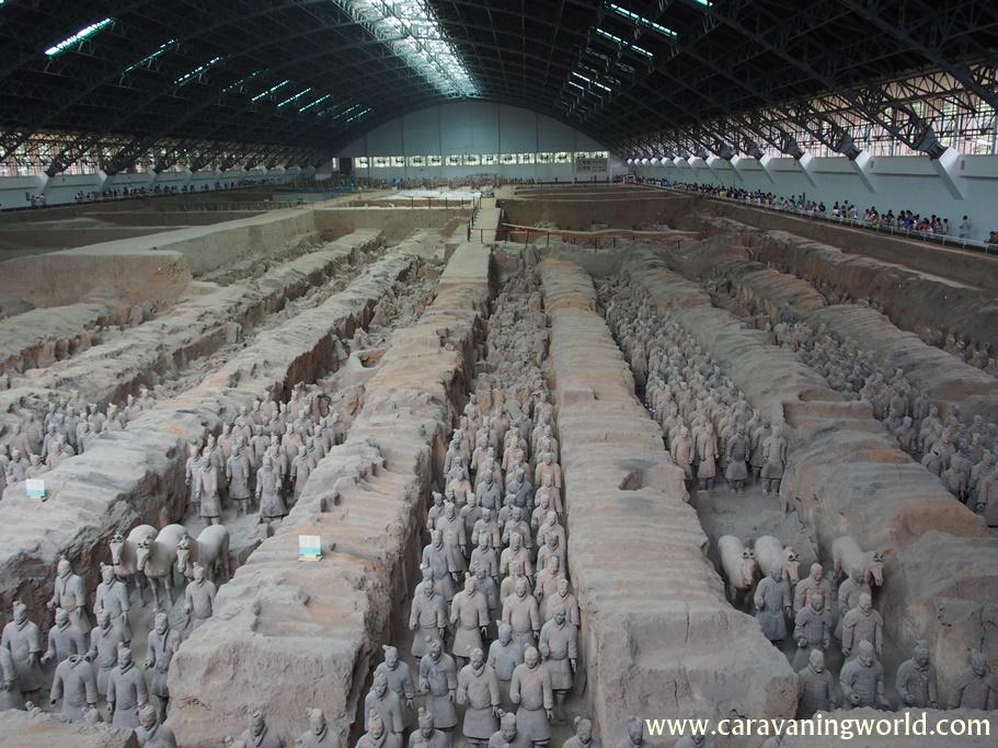 Terakotowa Armia w Xi'an
