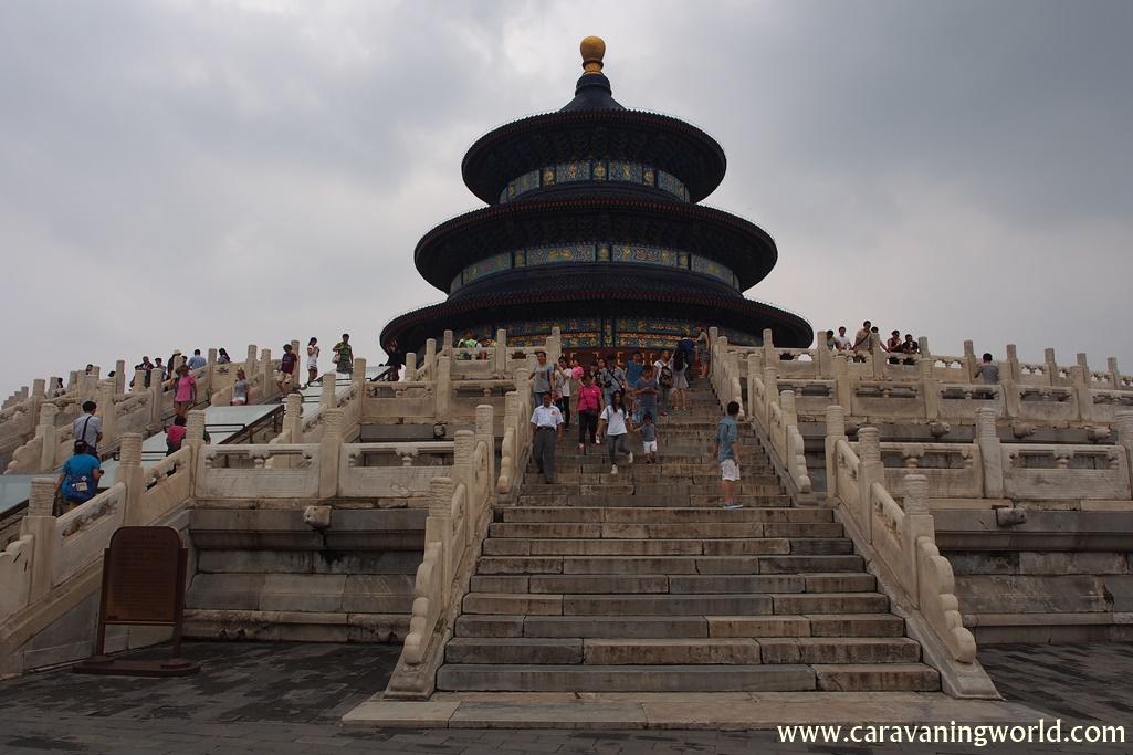 Tiantan - Świątynia Nieba