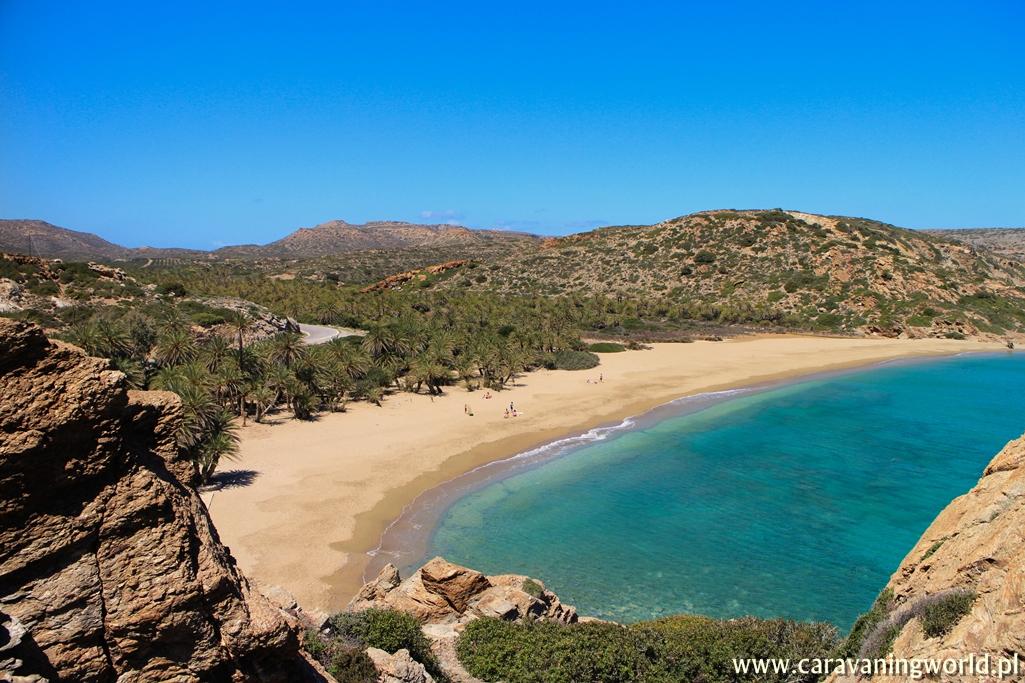 Plaża Vai na Krecie