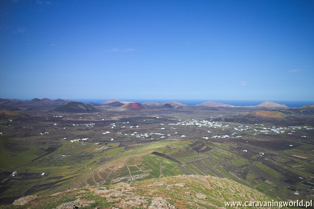 Krajobraz Lanzarote