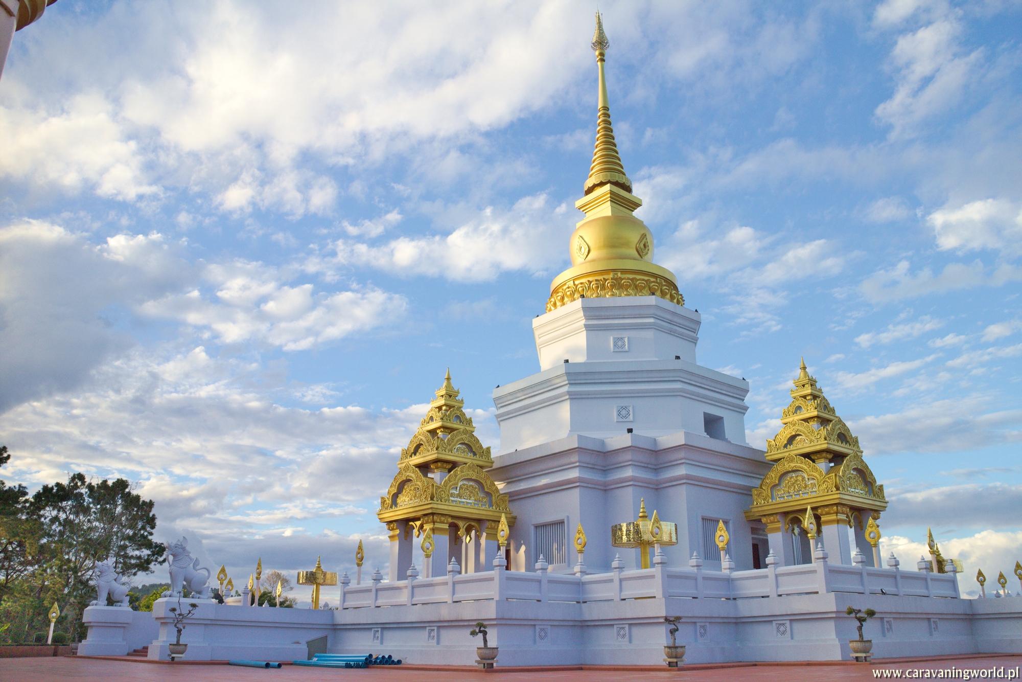 Buddyjska świątynia