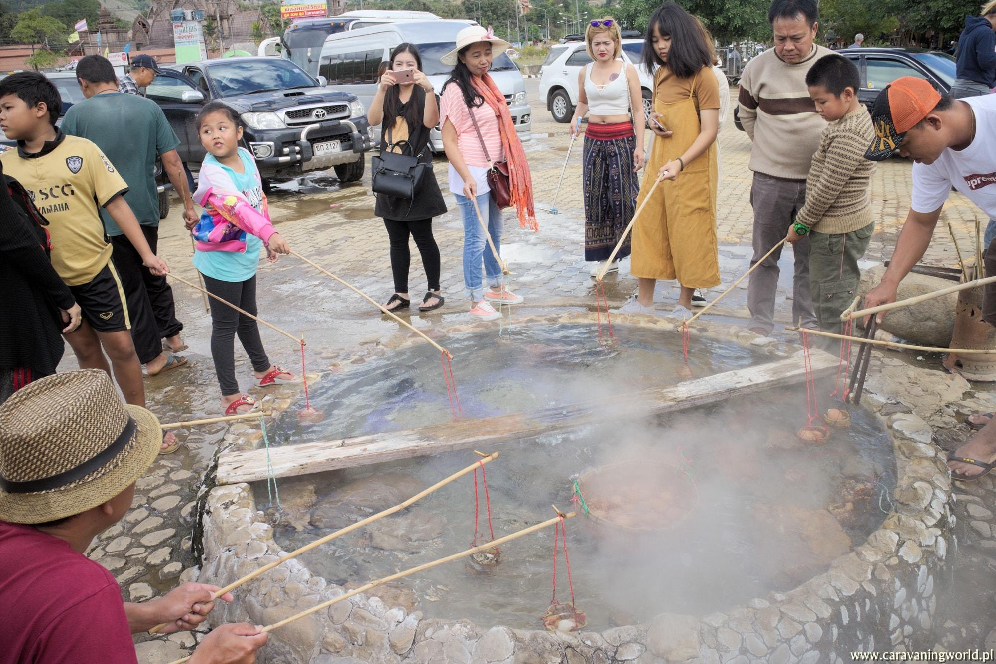 Hotspring Wiang Pa Pao Chiang Rai