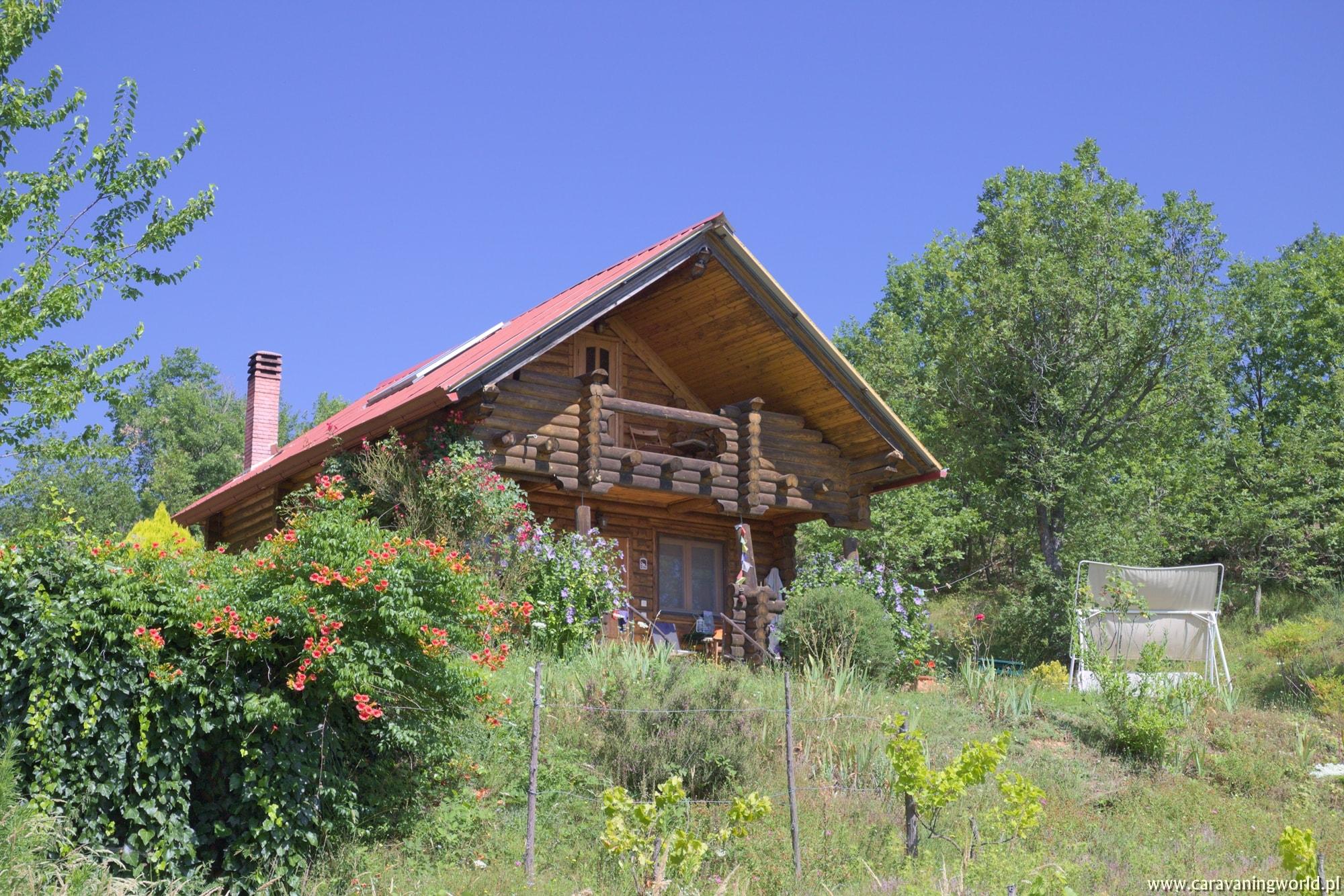 Nasz domek w górach