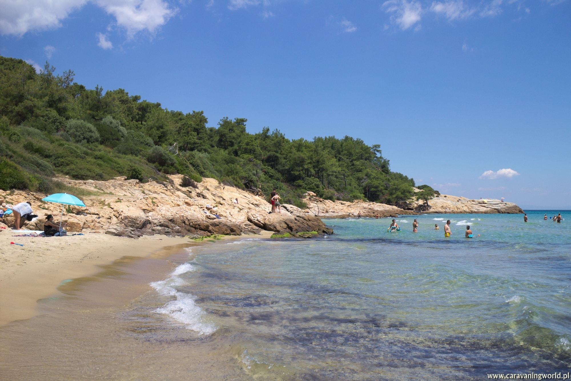 Plaża Paradise