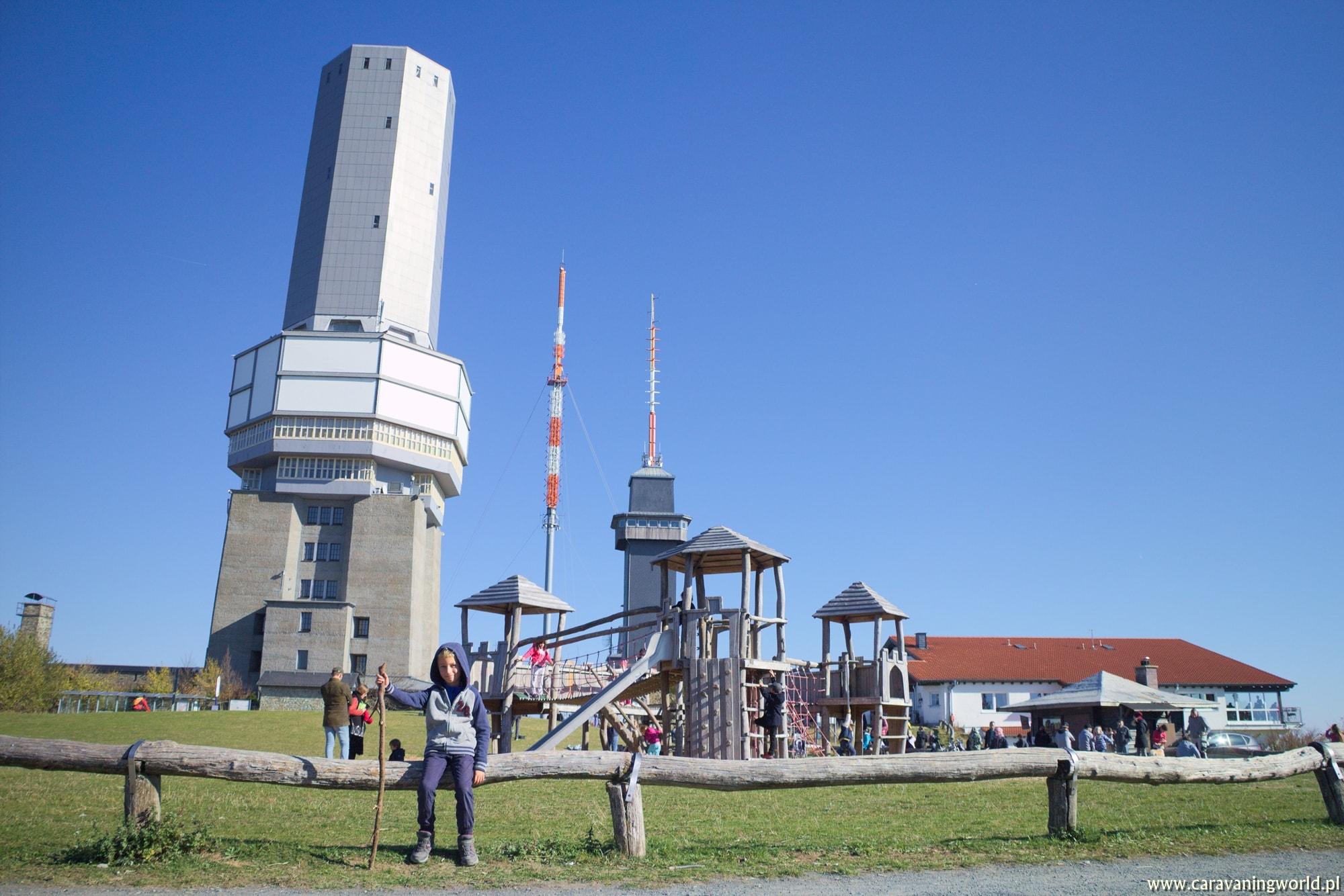 Na szczycie Großer Feldberg