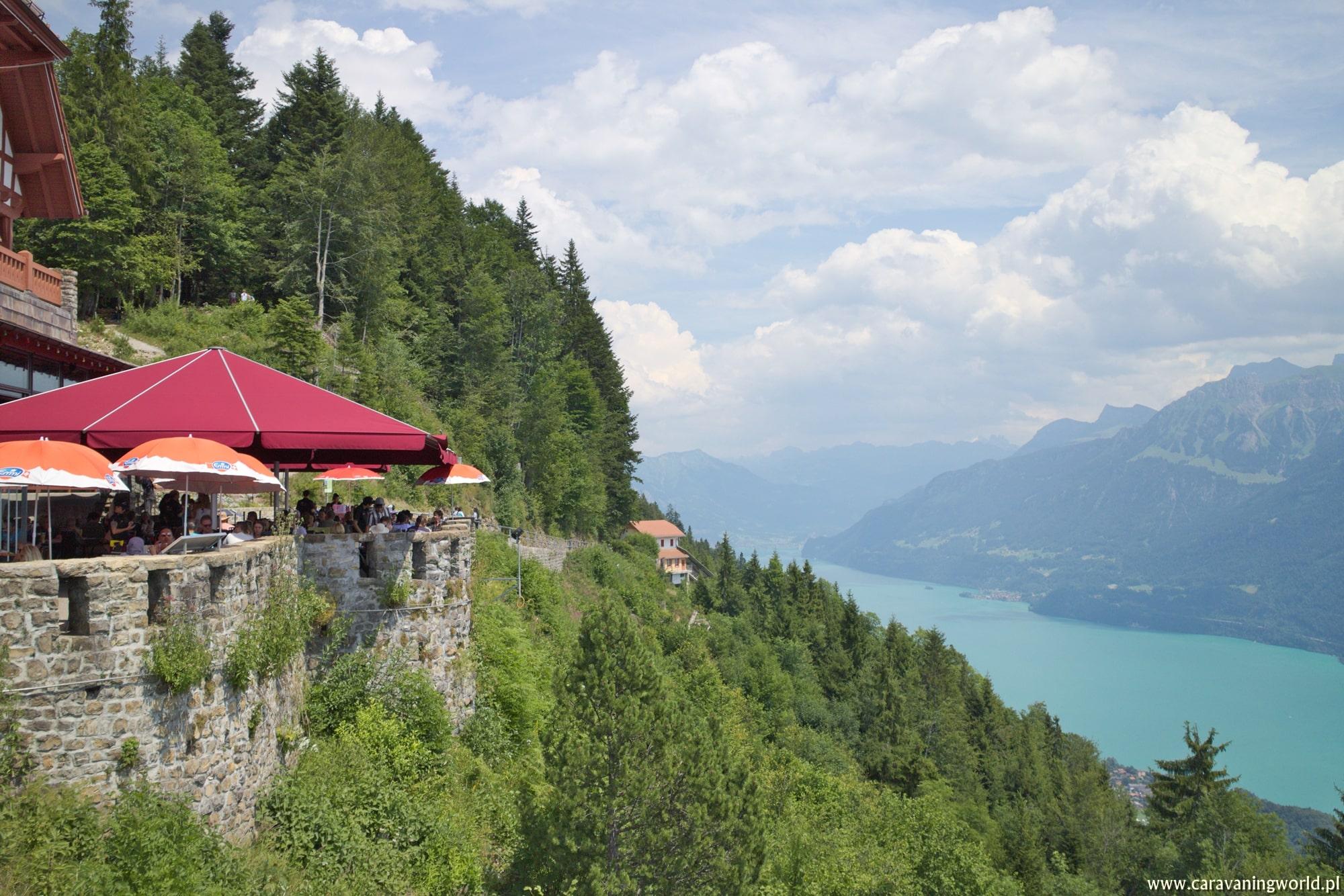 Panorama Restaurant Harder Kulm