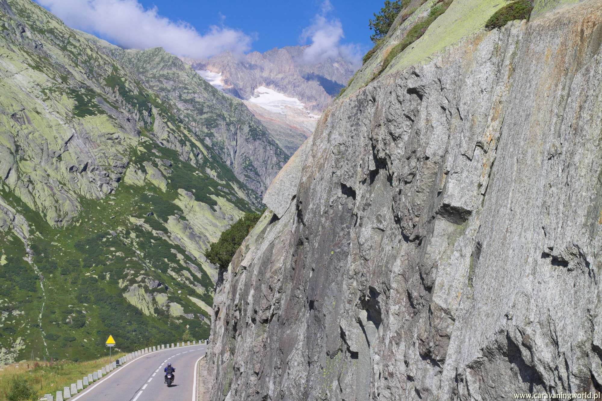 Przełęcz Grimsel