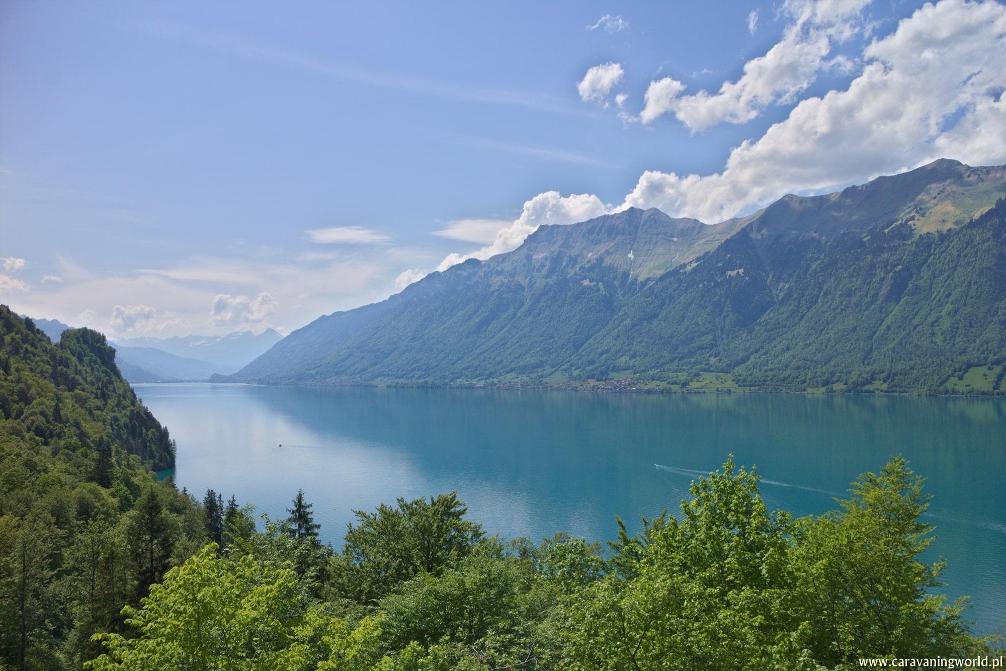 Jezioro Brienzersee