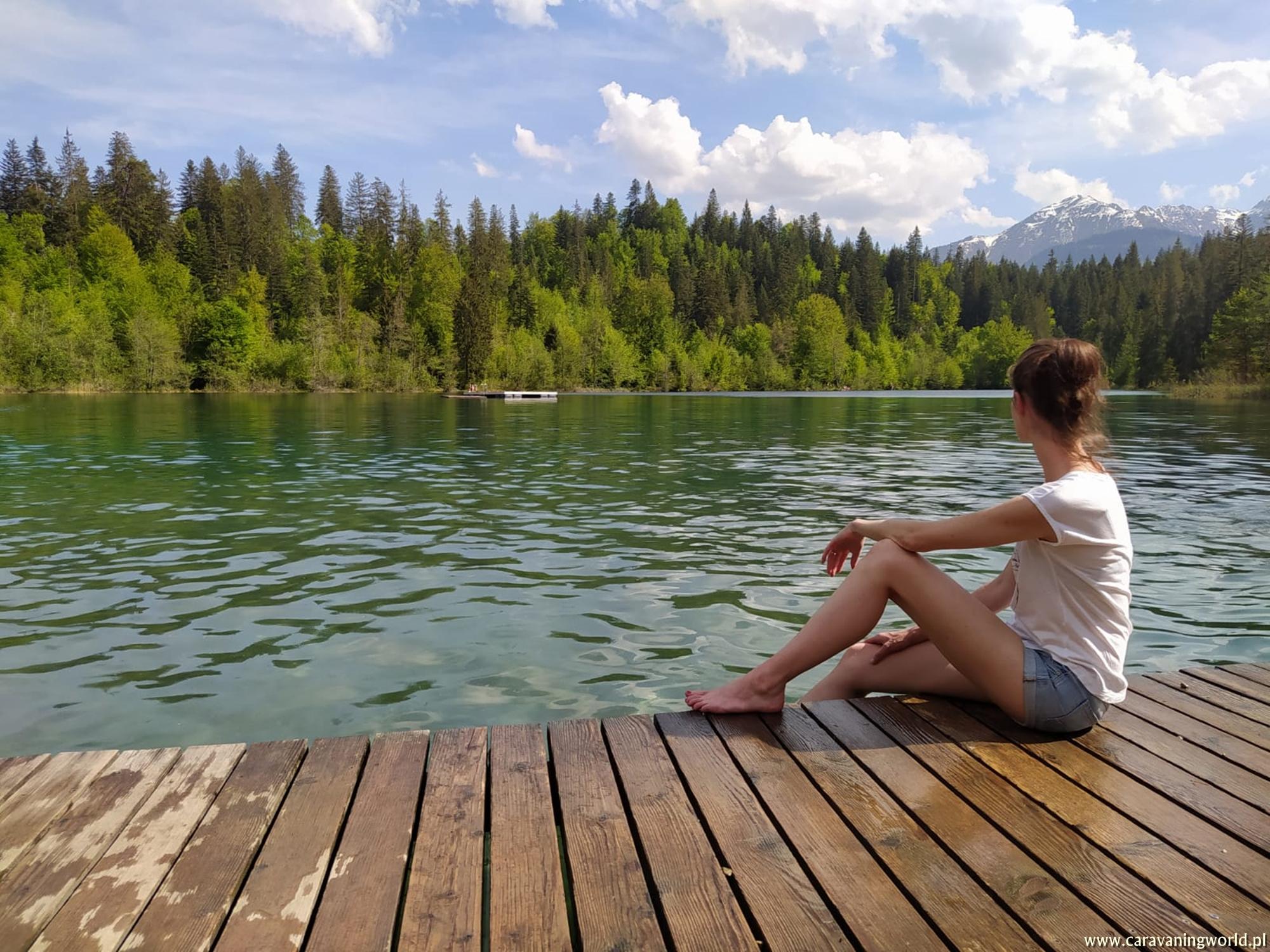 Z widokiem na Crestasee