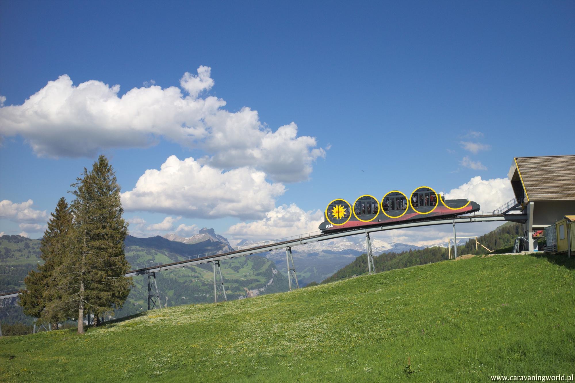 Kolejka Stoosbahn