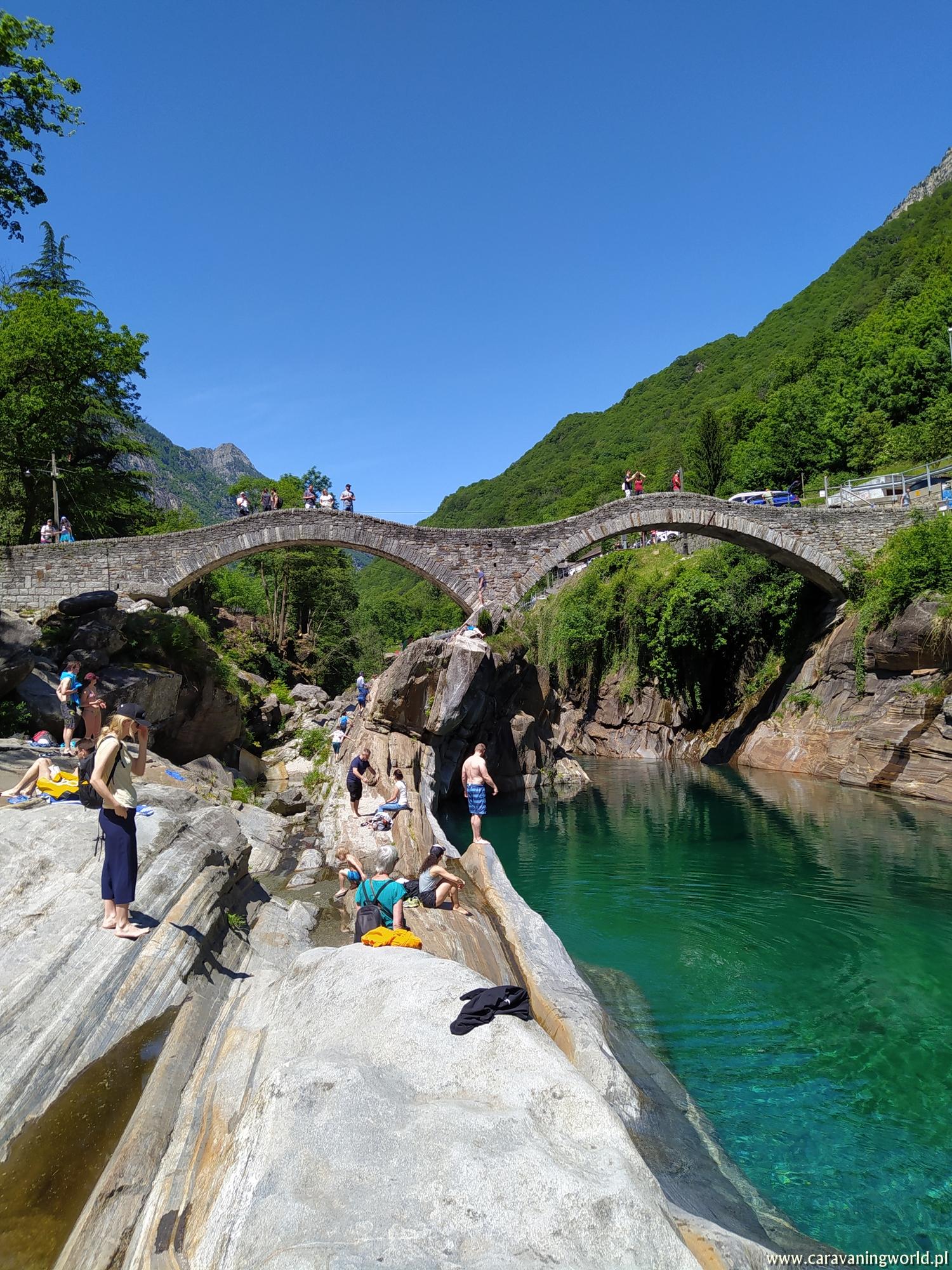 Valle Verzasca -Lavertezzo