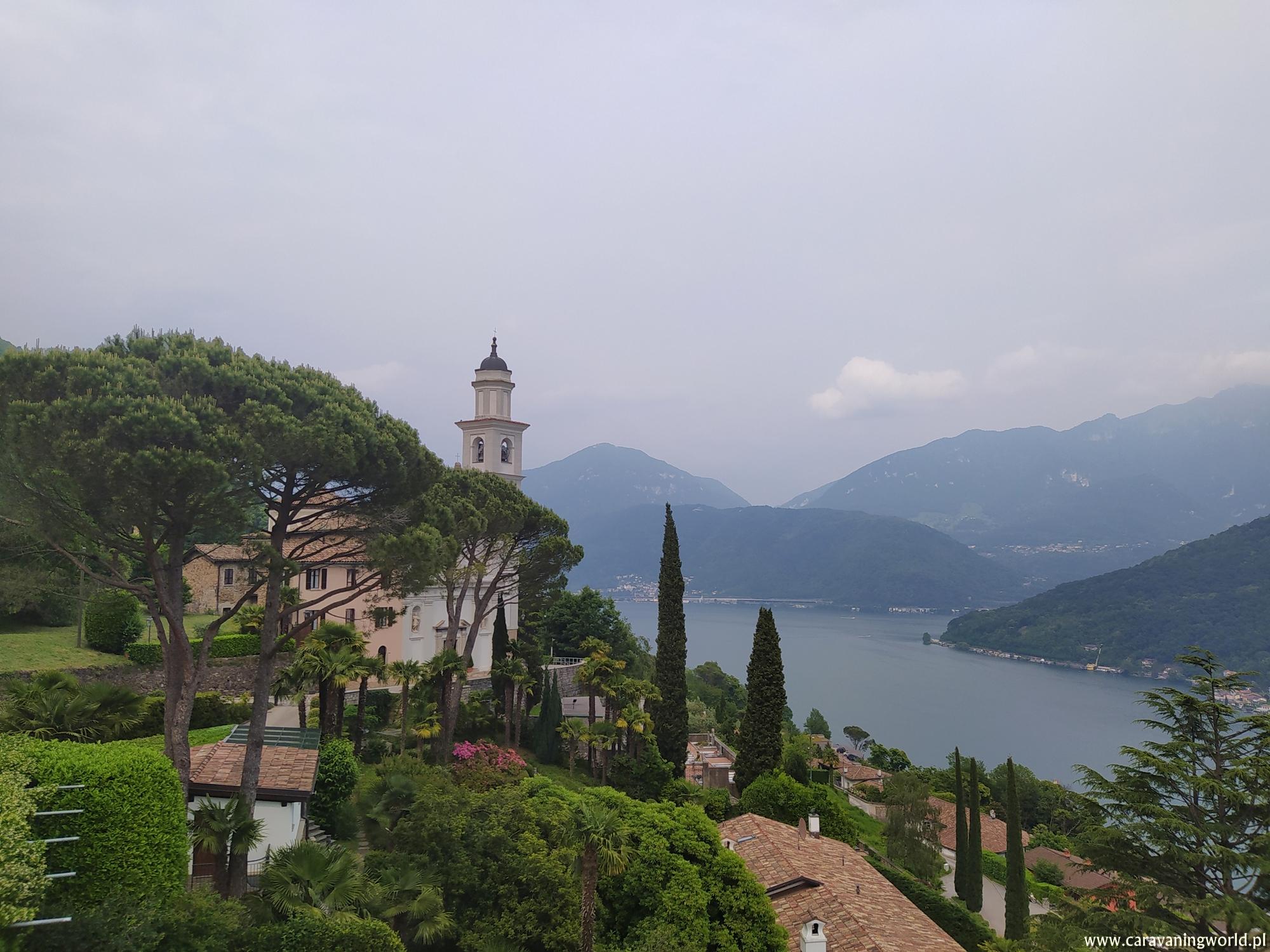 Włoskie Ticino